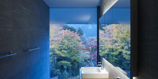 Diagonal House DH07 (© by 白浜誠建築設計事務所)