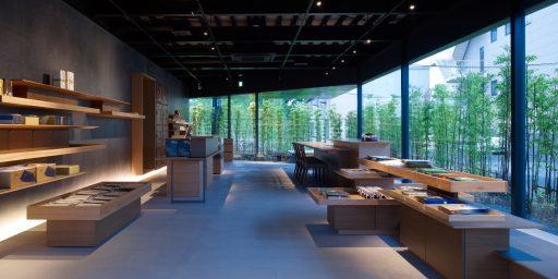 丸山海苔店ーつくば店 MNT04 (© by 白浜誠建築設計事務所)